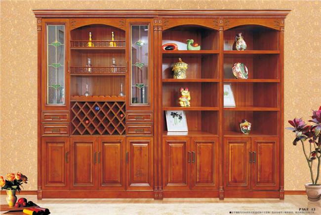 全屋家具定制之酒柜定制风格选择